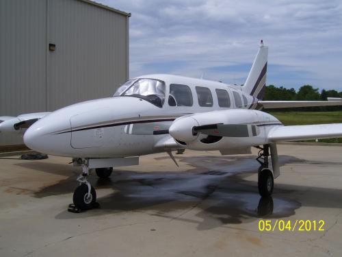 NAVAJO 3106917 airframe aprox 680 Hours on - Imagen 3